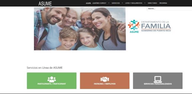 certificación ASUME
