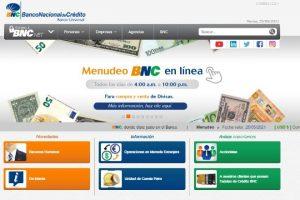 Bncnet: Abrir Cuenta y Consultar Saldo en línea