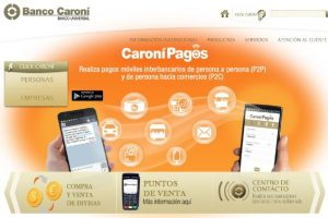Banco Caroní: Abrir Cuenta y Consultar Saldo en línea