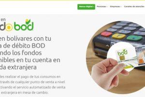 Banco Universal BOD: Abrir Cuenta y Consultar Saldo en línea