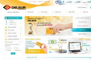Banco del Sur: Abrir Cuenta y Consultar Saldo en línea