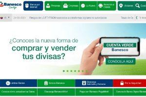 Banesco: Abrir Cuenta y Consultar Saldo en línea