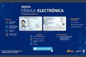 Consultar Cédula de Identidad del Ecuador