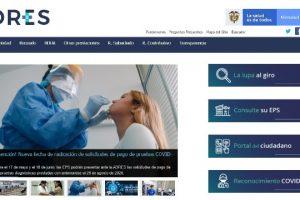 Consultar FOSYGA ADRES – Afiliación EPS