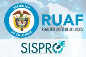 Consultar RUAF SISPRO – Afiliación EPS y Pensiones