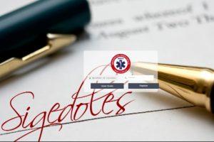 MPPS SEDOLE: Registro, Planilla y Constancia