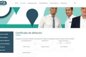Savia Salud EPS: Afiliación, Citas y Certificados