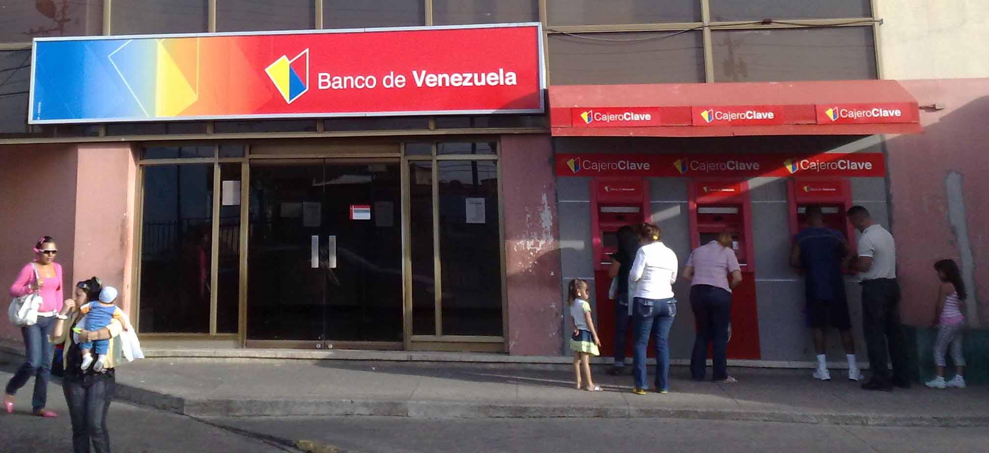 Solicitar Cita en el Banco de Venezuela