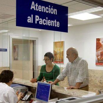 Pedir cita en CAP España