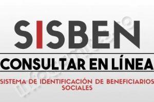 Consultar Puntaje Sisbén IV DNP