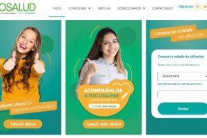 Coosalud: Afiliación, Citas y Certificados