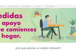 Solicitar y Descargar Certificado de Apoyo Infonavit