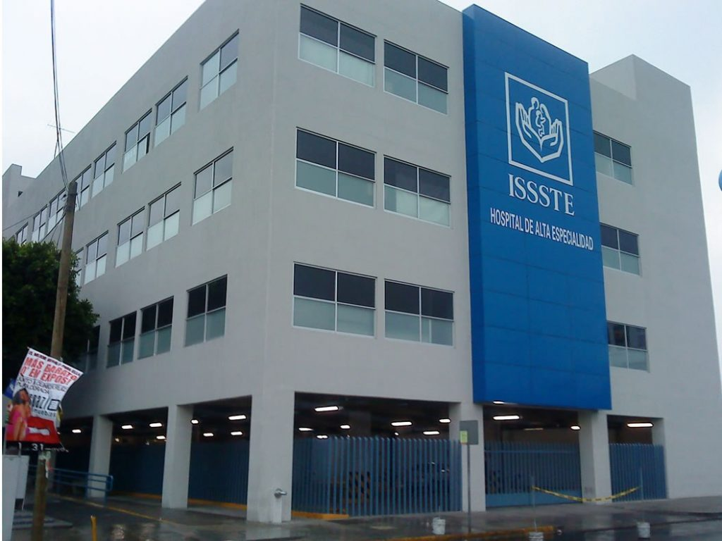 oficinas ISSSTE