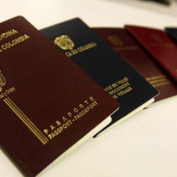 pedir cita para tener pasaporte en colombia