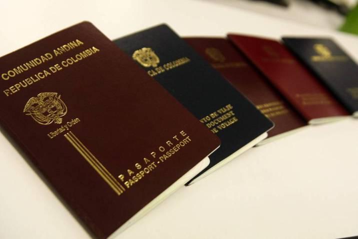 Cita para el Pasaporte en Colombia