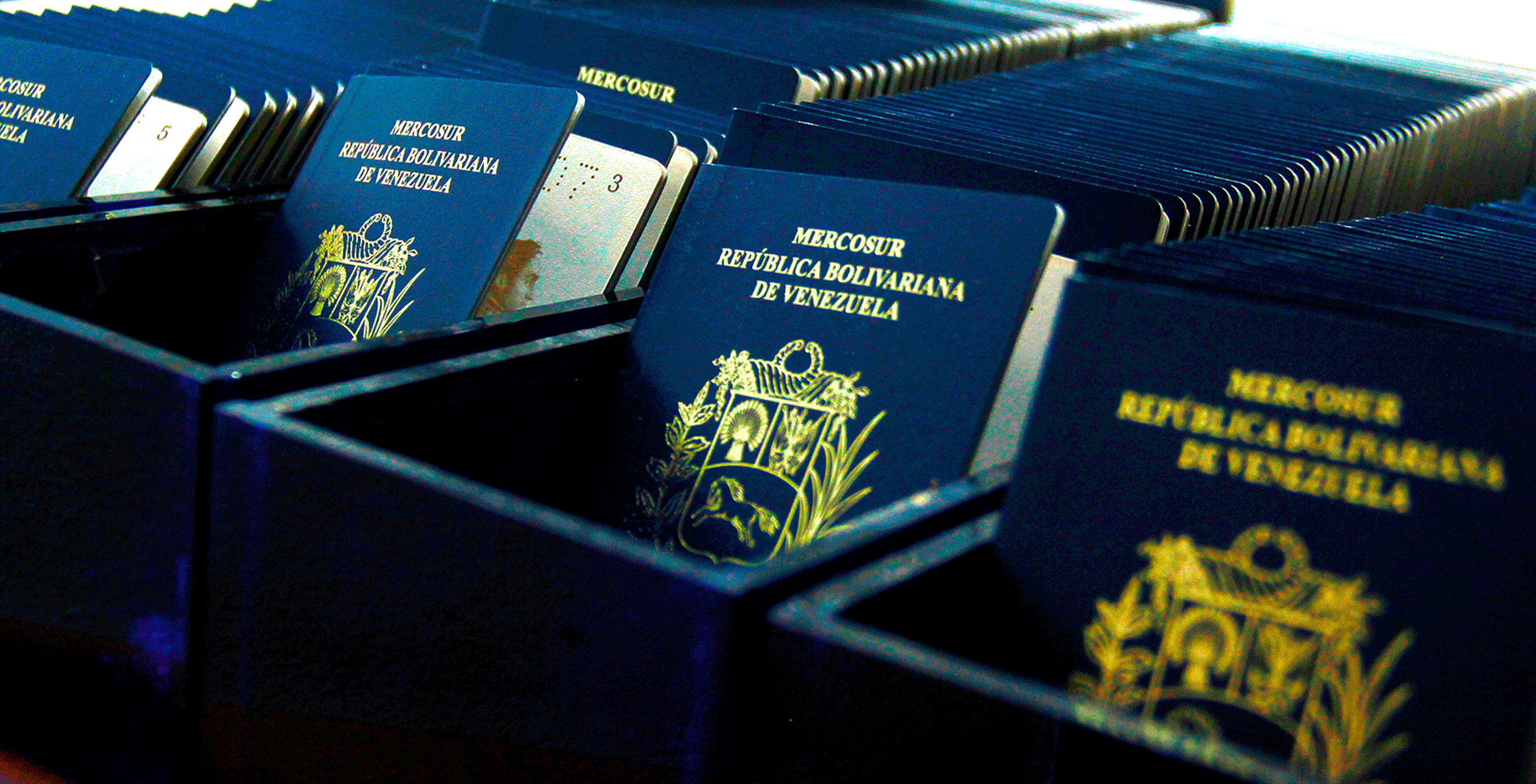 Solicitar Cita para el Pasaporte de Venezuela